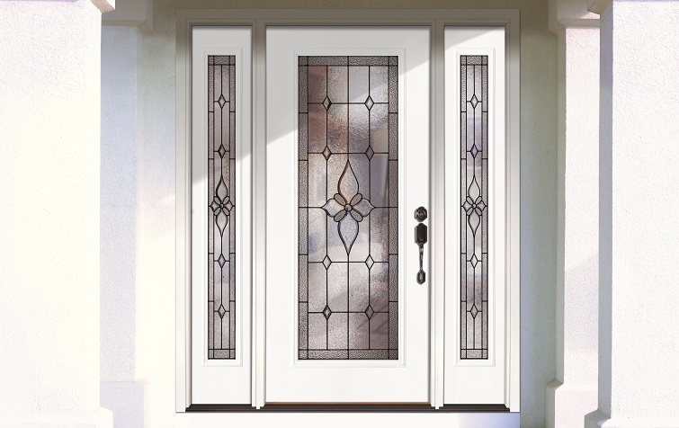 Fpg Exterior Doors & 36 In. X 96 In. Craftsman 3 Panel 6