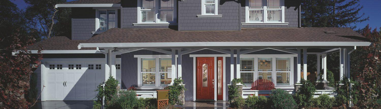 Exterior Door Features & Exterior Door Features u2013 Fiberglass Exterior Doors u0026 Wood Interior ...