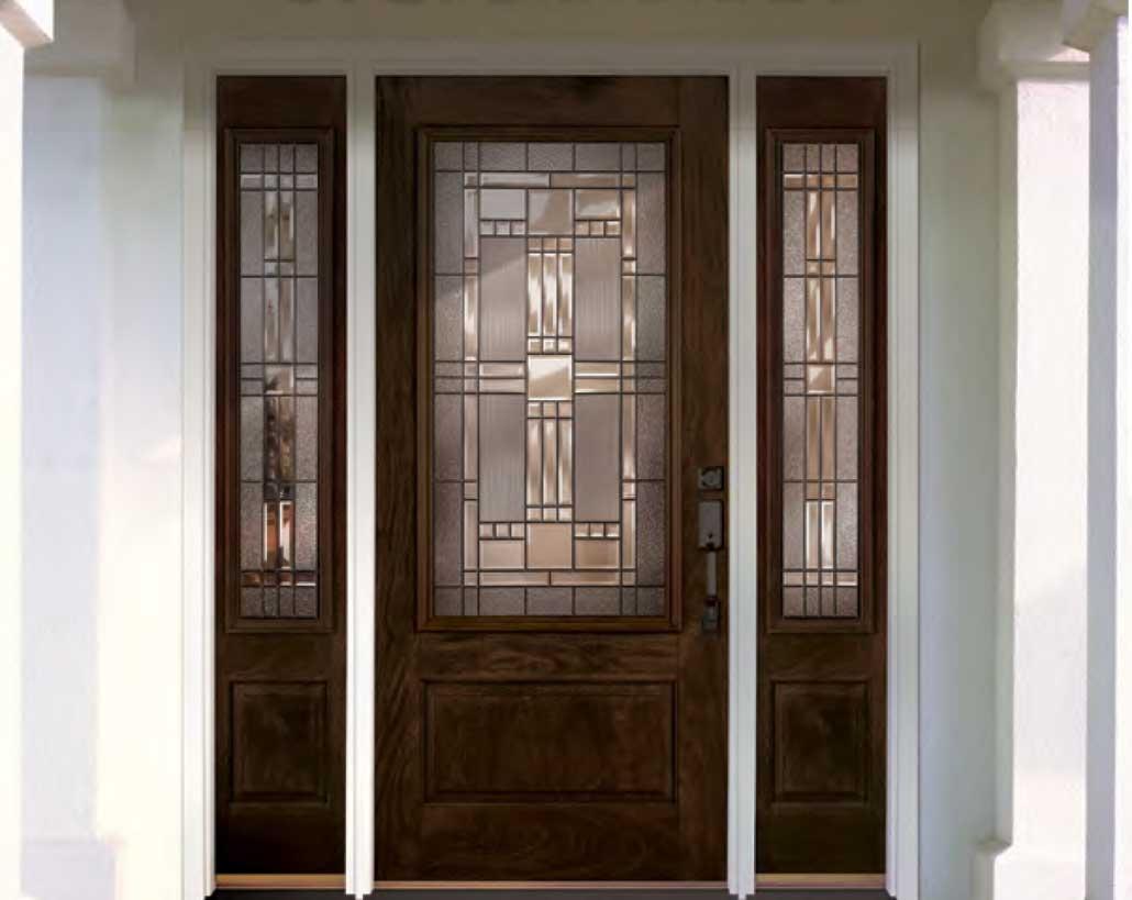 Products Fiberglass Exterior Doors Amp Wood Interior Doors